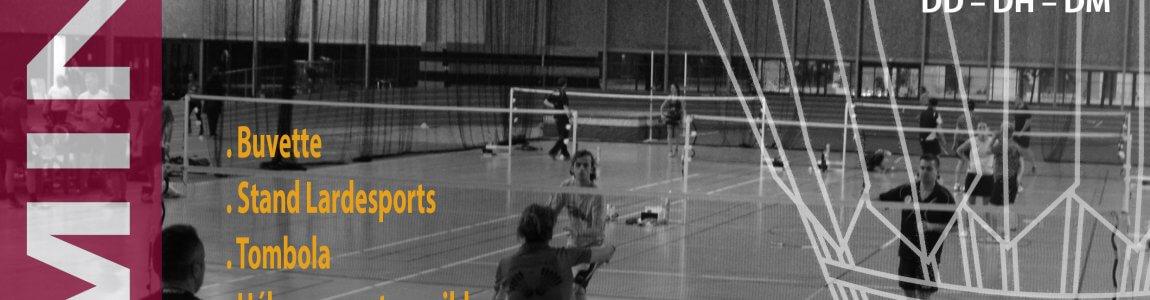 6e Tournoi du CSA CNSD Badminton – Report